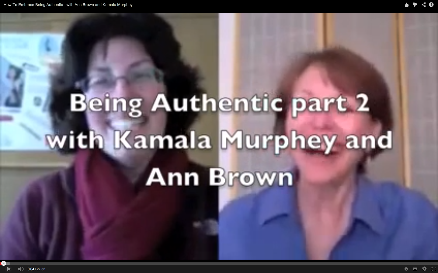 How Can We Embrace Being Authentic?