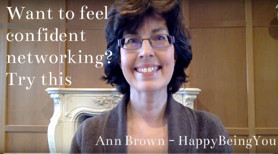 [Video] Need a confidence boost when networking? Try this….